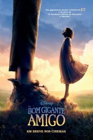 Baixar filme O Bom Gigante Amigo (2016) BluRay Rip 720p e 1080p Dual Áudio via Torrent