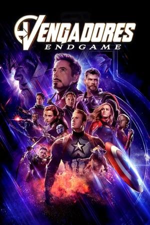 ver Vengadores: Endgame hd castellano