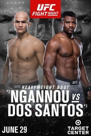 UFC on ESPN 3: Ngannou vs. Dos Santos
