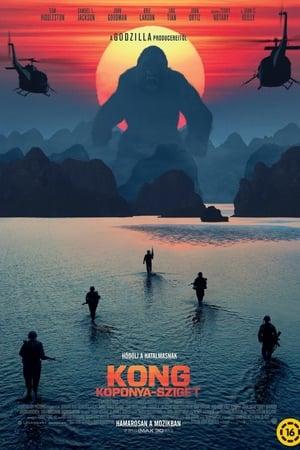 Kong: Koponya-sziget poster