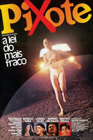 Pixote: A Lei do Mais Fraco (1981) Legendado Online