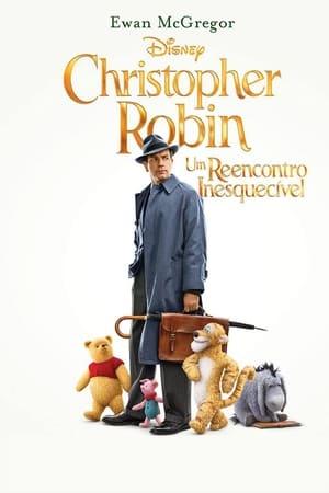 Christopher Robin: Um Reencontro Inesquecível (2018) Legendado Online