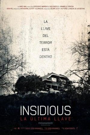 Insidious La Ultima Llave - 2018