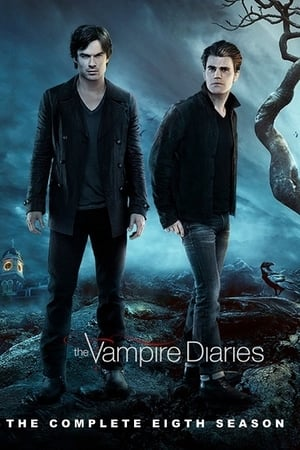 Baixar Serie The Vampire Diaries 8° Temporada (2016) HDTV 720p Legendado Download Torrent