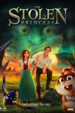 Pagrobta princesė
