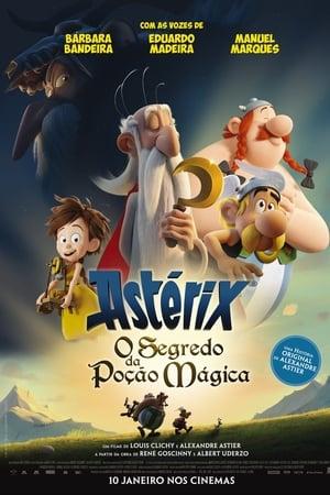 Assistir Asterix e o Segredo da Poção Mágica online