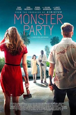Monster Party (2018) Legendado Online