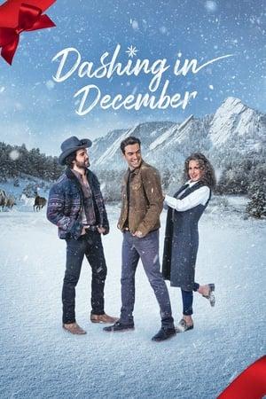 Dashing in December poster