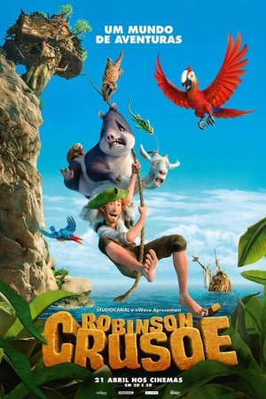 Assistir As Aventuras de Robinson Crusoé online