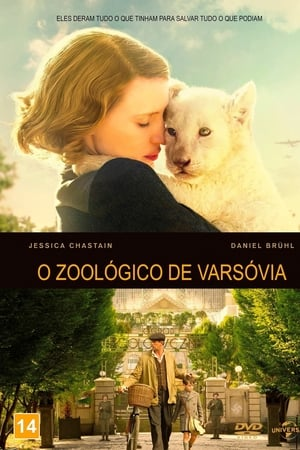 Assistir O Zoológico de Varsóvia online