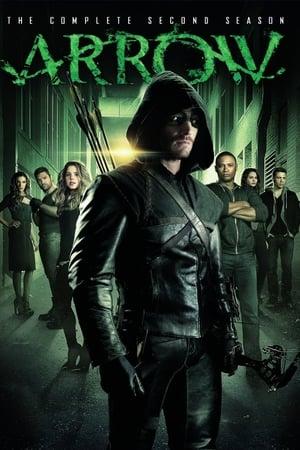 Arrow Temporada 2