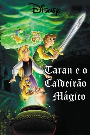 Taran e o Caldeirão Mágico (1985) Dublado Online