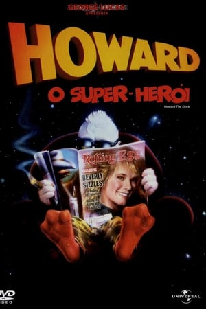 Howard, o Super-Herói (1986) Dublado Online