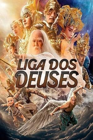 Assistir Liga dos Deuses online