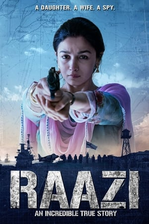 Raazi (2018) Legendado Online