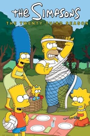 Los Simpson Temporada 23