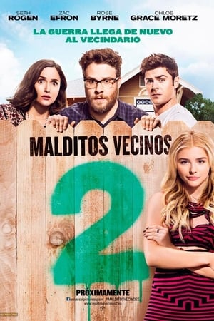 Neighbors 2: Sorority Rising (Buenos vecinos 2)(Malditos vecinos 2)