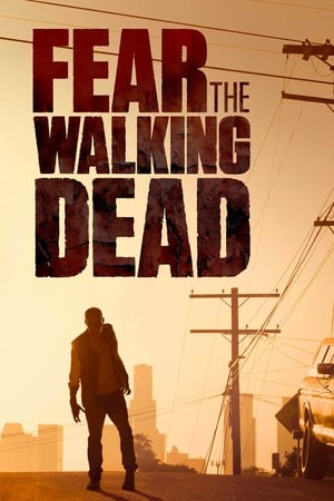 Capa Fear the Walking Dead