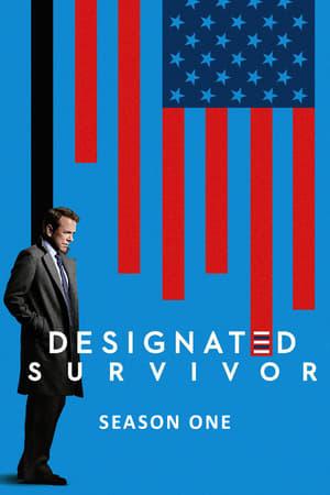 Designated Survivor Season 1 (2016) putlocker9