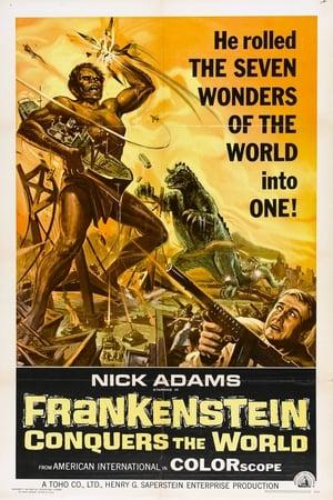 Frankenstein Conquers the World
