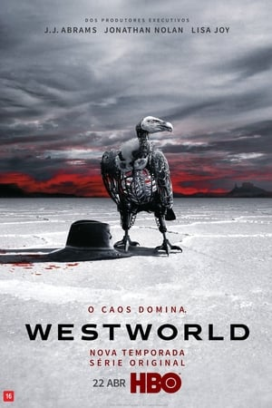 Capa Westworld