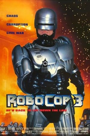 RoboCop 3 (1993) Dublado Online