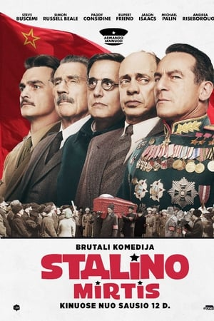 Stalino mirtis / The Death of Stalin (2017)