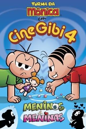 Turma da Mônica em Cine Gibi 4: Meninos e Meninas