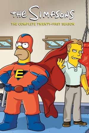 Los Simpson Temporada 21