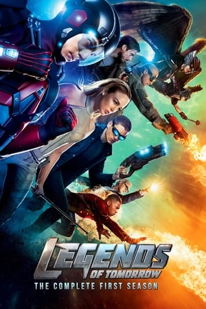 DC's Legends of Tomorrow Season 1 (2016) putlocker9
