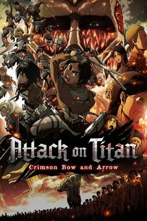 Attack on Titan Crimson Bow and Arrow