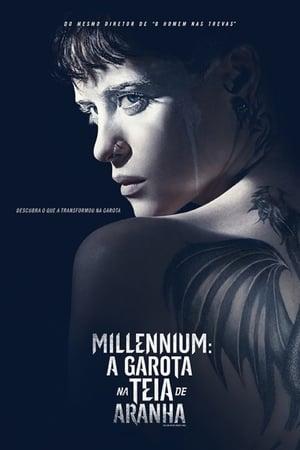 Millennium: A Garota na Teia de Aranha (2018) Dublado Online