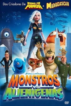 Assistir Monstros vs Alienígenas online