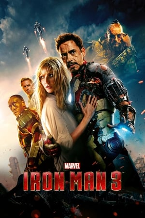 Iron Man 3 - french 2013