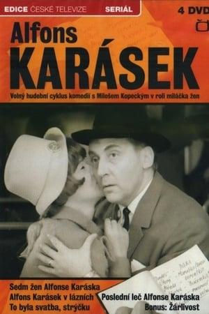 Alfons Karásek v lázních