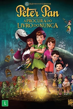 Peter Pan: À Procura do Livro do Nunca (2018) Dublado Online