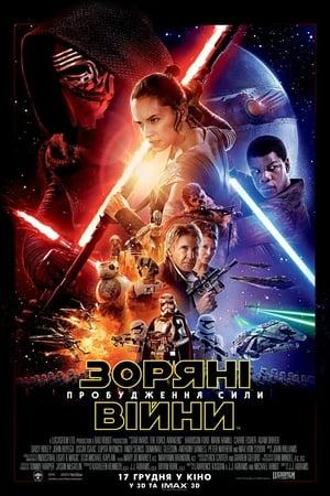 Зоряні війни: Епізод VII - Пробудження сили