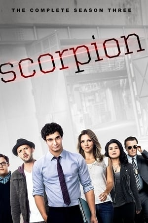 Baixar Serie Scorpion 3ª Temporada (2016) HDTV 720p Legendado Download Torrent