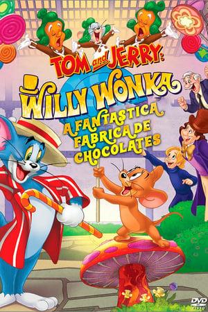 Tom e Jerry: A Fantástica Fábrica de Chocolates (2017) Dublado Online