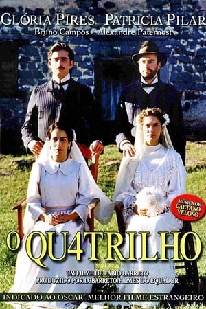 O Quatrilho (1995) Legendado Online