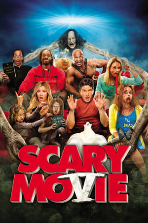 Scary Movie 5: El mal ya viene - 2013