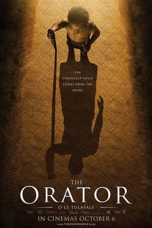 The Orator poster