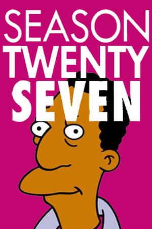 Los Simpson Temporada 27