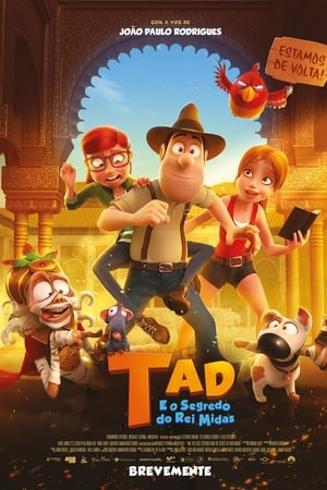 As Aventuras de Tadeo 2: O Segredo do Rei Midas (2017) Dublado Online