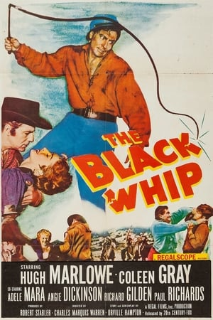 The Black Whip (1956)