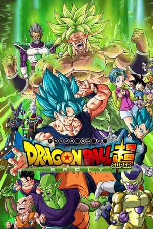 Dragon Ball Super:Broly - 2018