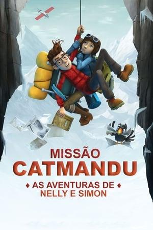 Missão Catmandu: As Aventuras de Nelly e Simon (2018) Dublado Online