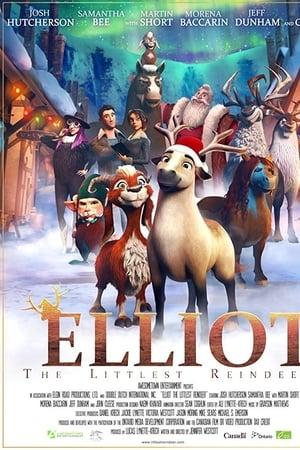 Елліот — найменше оленя Санти