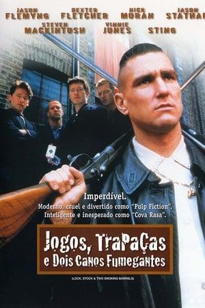 Jogos, Trapaças e Dois Canos Fumegantes (1998) Dublado Online