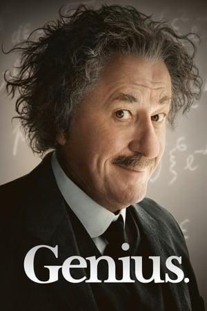 Capa Genius: A Vida de Einstein